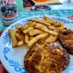 Air Fryer Crab Cakes Are The Real Deal – Glorious Experiment